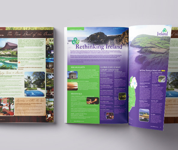 SHANGRI-LA HOTEL & IRISH TOURIST BOARD