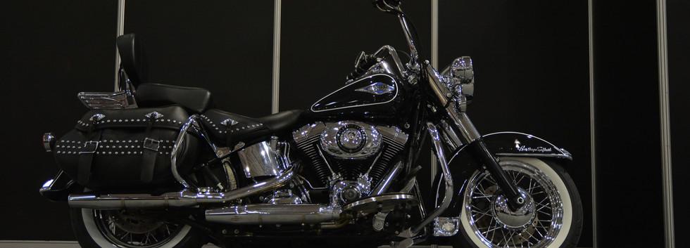 Harley Davidson Softail Heritage Classic Custom 1