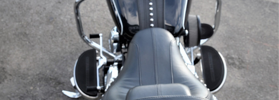 Harley Davidson Softail Heritage Classic Custom 9