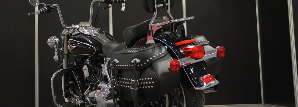 Harley Davidson Softail Heritage Classic Custom 4