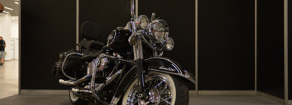 Harley Davidson Softail Heritage Classic Custom 3