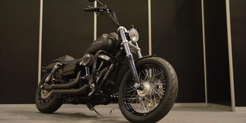 Harley Davidson Custom Street Bob DYNA 2