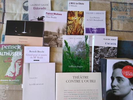 Douze livres marquants... de ceux qu'on n'oublie pas.