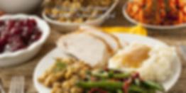 Thanksgiving Dinner Saturday, November 2