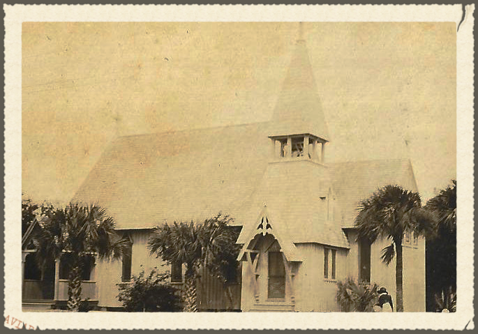Church in 1916