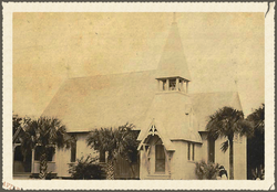 Church in 1916