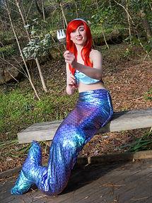 Ariel Mermaid Princess Party