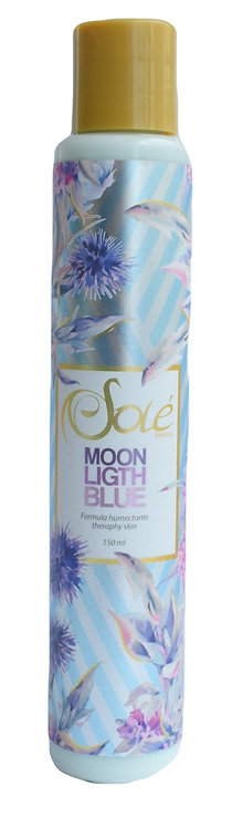 Moon light Blue therapy skin