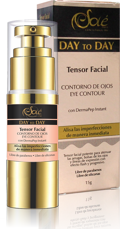 Day to day Tensor facial