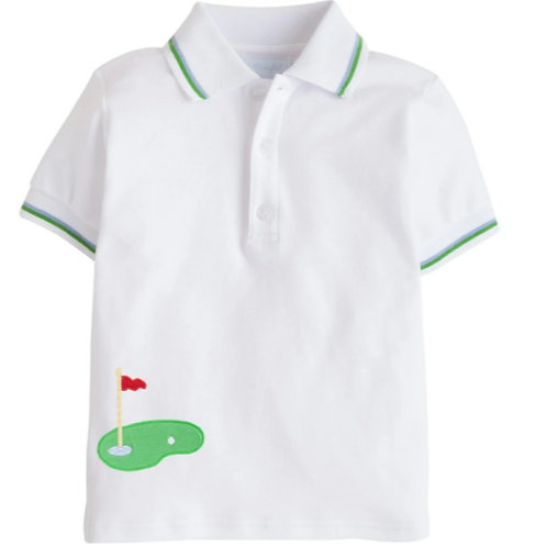 Golf Applique Polo