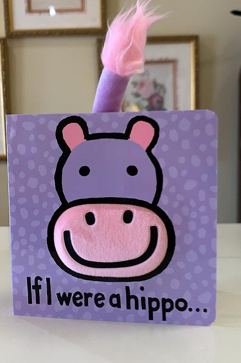 Jellycat Hippo Book
