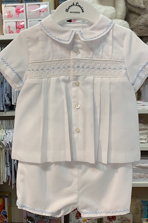 Sarah Louise Shirt/Short Set