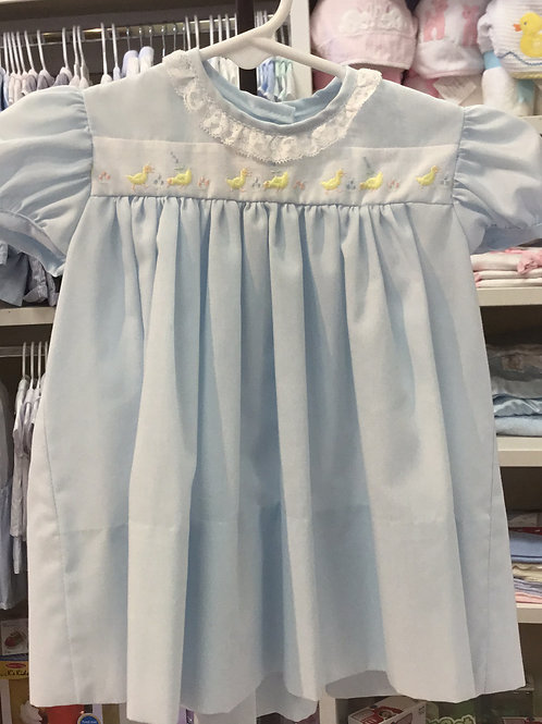Peppermint Pony Duck Dress