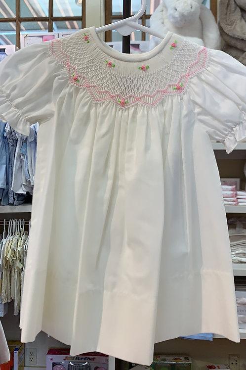 Rosalina White Dress