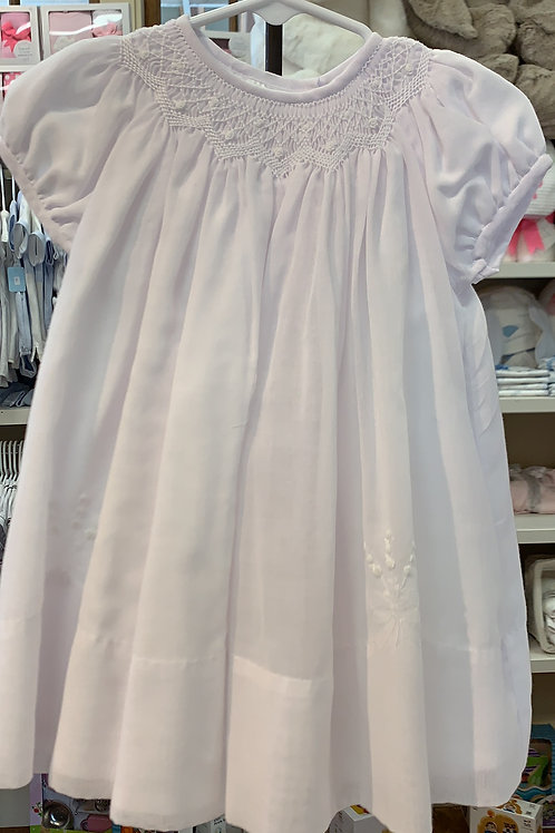 Sarah Louise White Dress