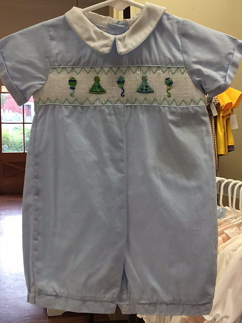 Carriage Boutique Birthday Romper