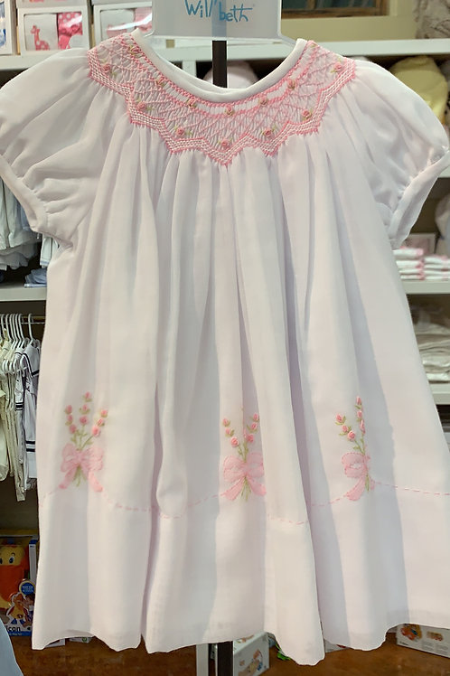 Sarah Louise Dress/Bloomer Set