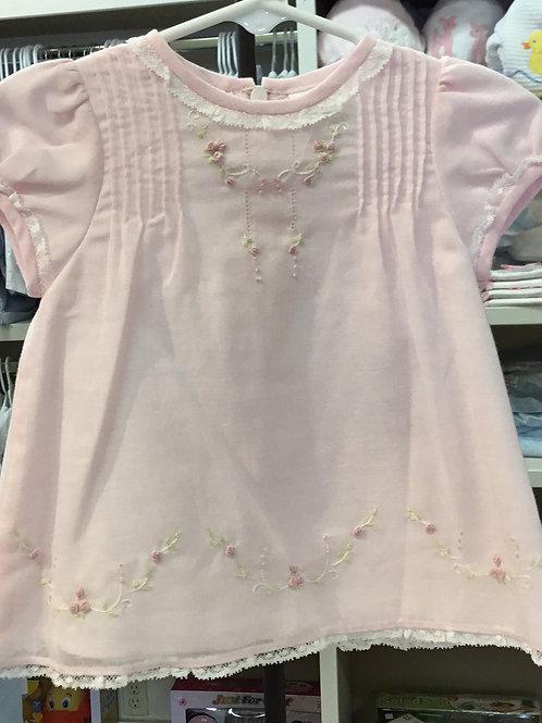 Sarah Louise Pink Dress