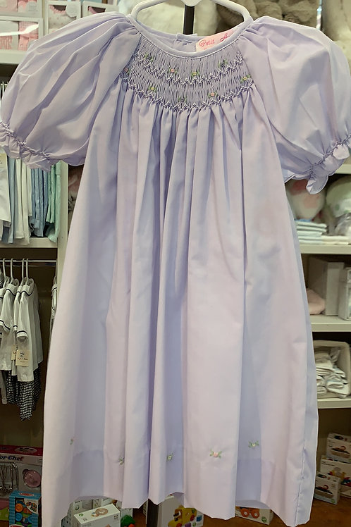 Petit Ami Purple Dress