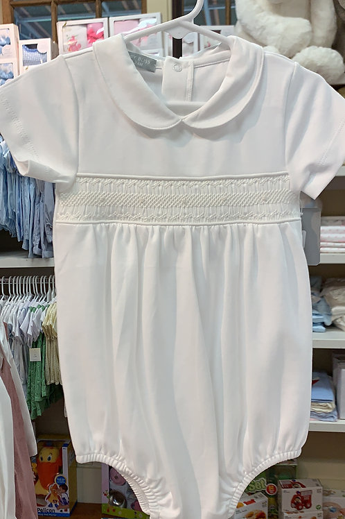 Baby Bliss White Body Suit