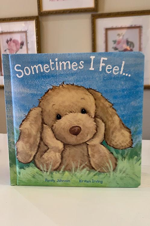Sometimes I Feel Book