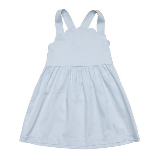 Beth Blue Dress