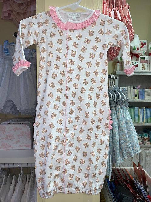Magnolia Baby Vintage Teddy Converter Gown