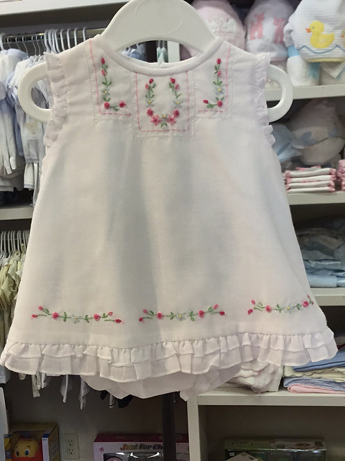 Sarah Louise Flower Dress