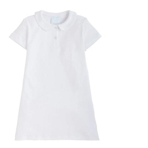 Little Polo Dress white