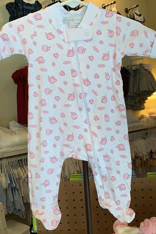 Magnolia Baby Teapot Pajama