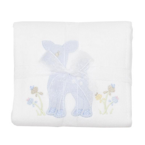3MARTHAS DEER BURP CLOTH