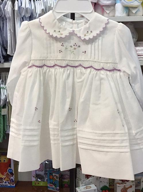 Sarah Louise Purple Dress