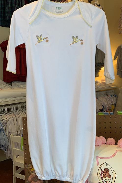 Tiegel's Egret Gown