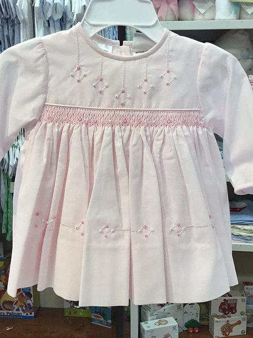 Sarah Louise Long Sleeve Dress