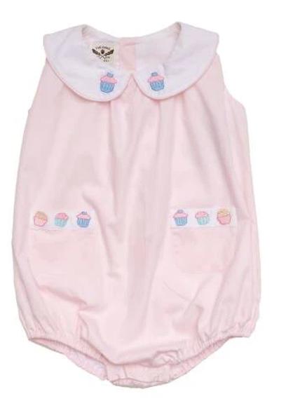 Delia Pink Cupcake Bubble