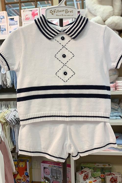 Sarah Louise Sweater Set