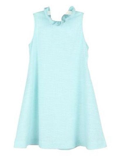 Gabby Teal Dress