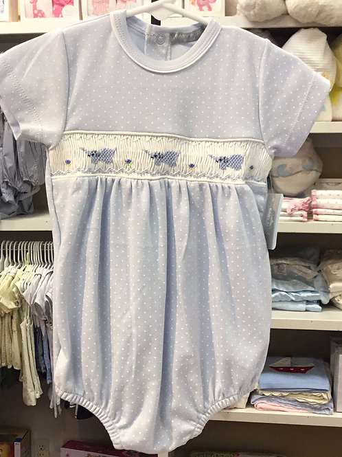 Baby Bliss Elephant Body Suit