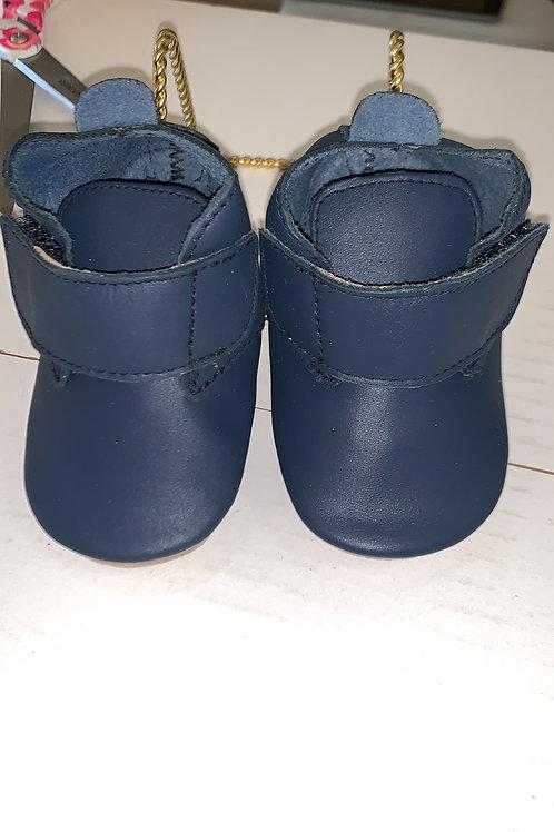 Bobux Navy Desert Shoe