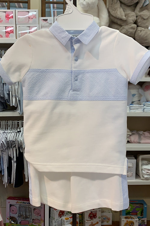 Dani Shirt/Short Set