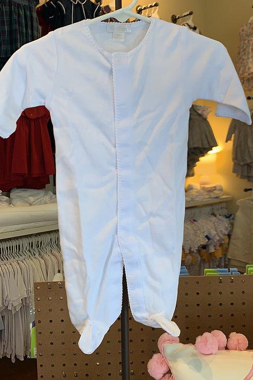 Kissy Kissy White Pajama