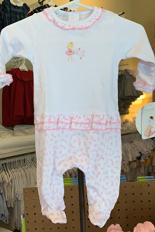 Magnolia Baby Ballerina Pajama