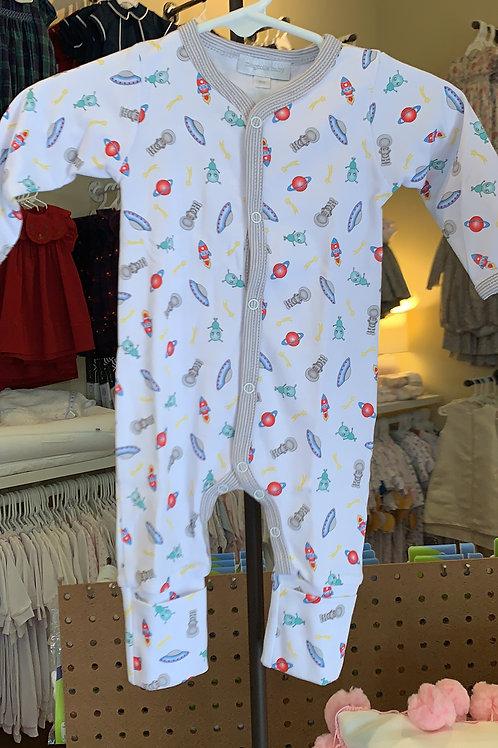 Magnolia Baby Alien Pajama