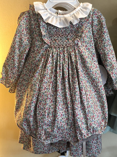 Luli flower Dress