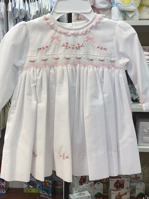 Sarah Louise Bow Dress