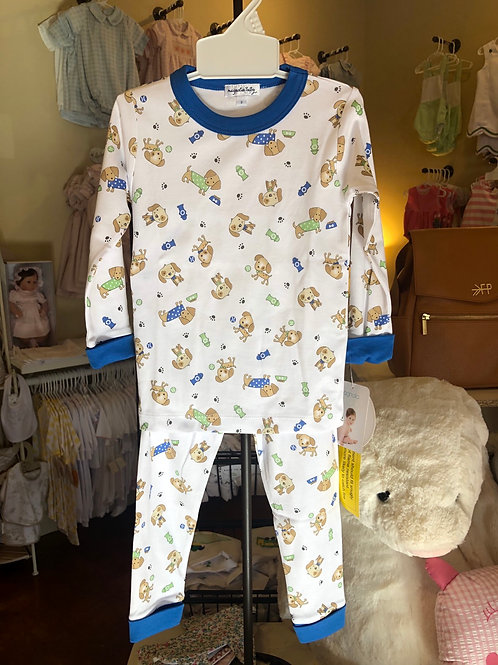 Magnolia Baby Dog PJ Set