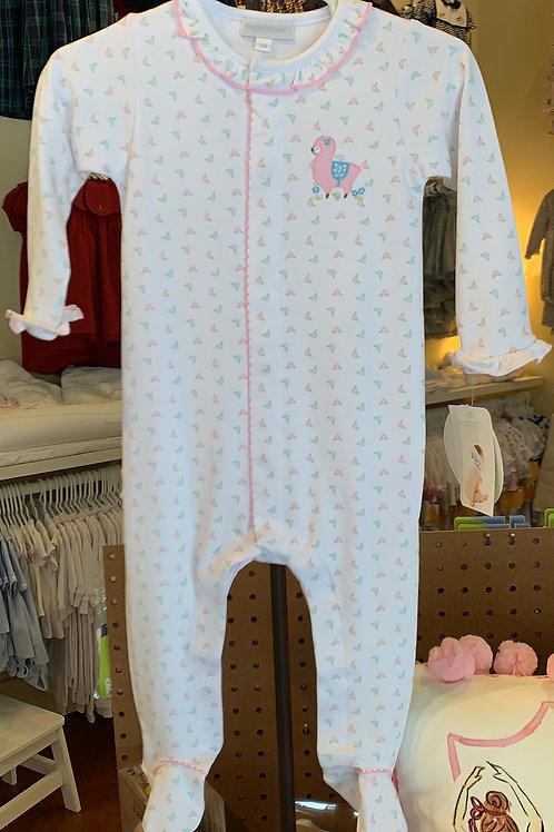 Magnolia Baby Llama Pajama