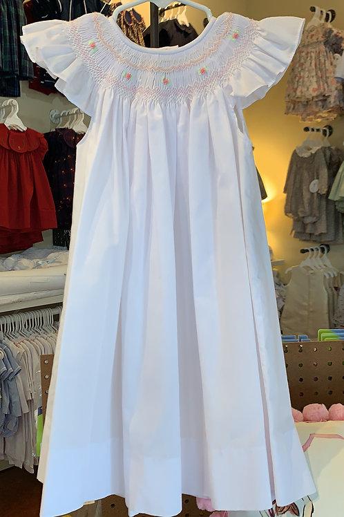 Rosalina Flutter Sleeve Dress
