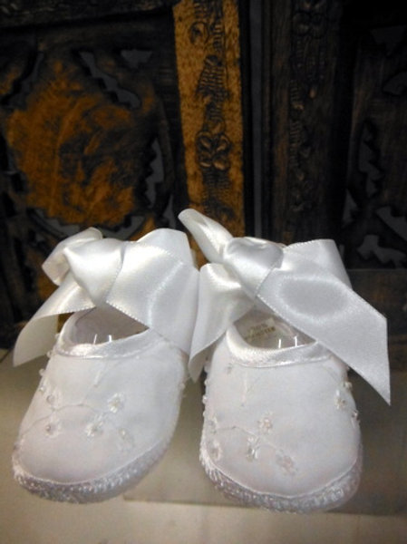 WILL'BETH BAPTISM SHOES