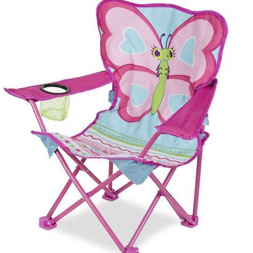 Girls yard chair